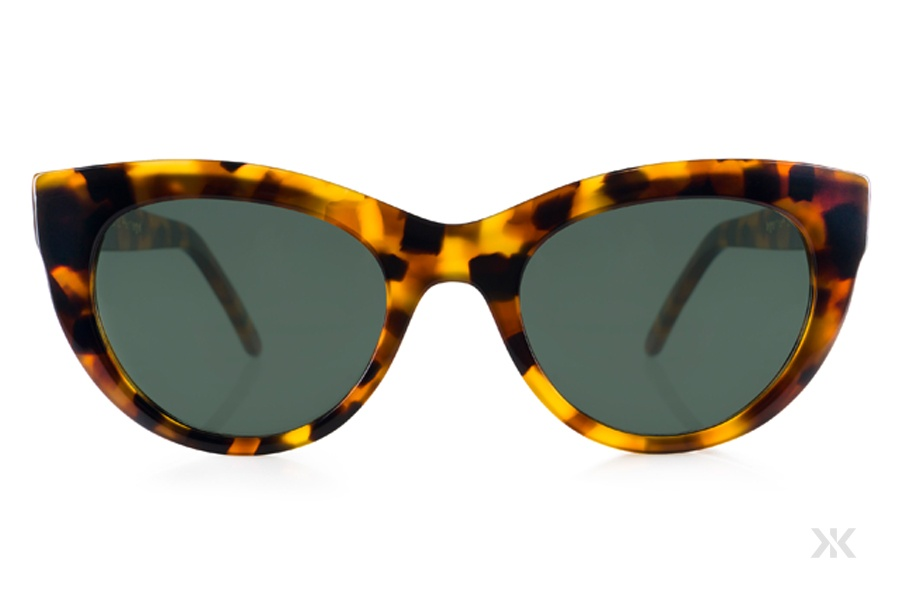 Cateye Kurk Sunglasses